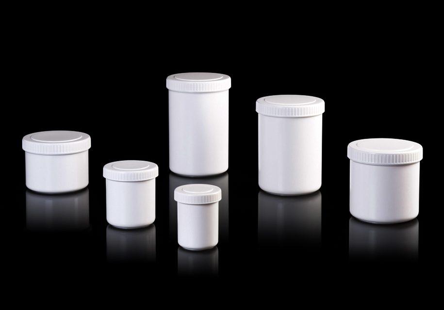 Plastic Jars